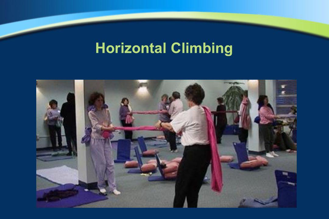 Horizontal Climbing
