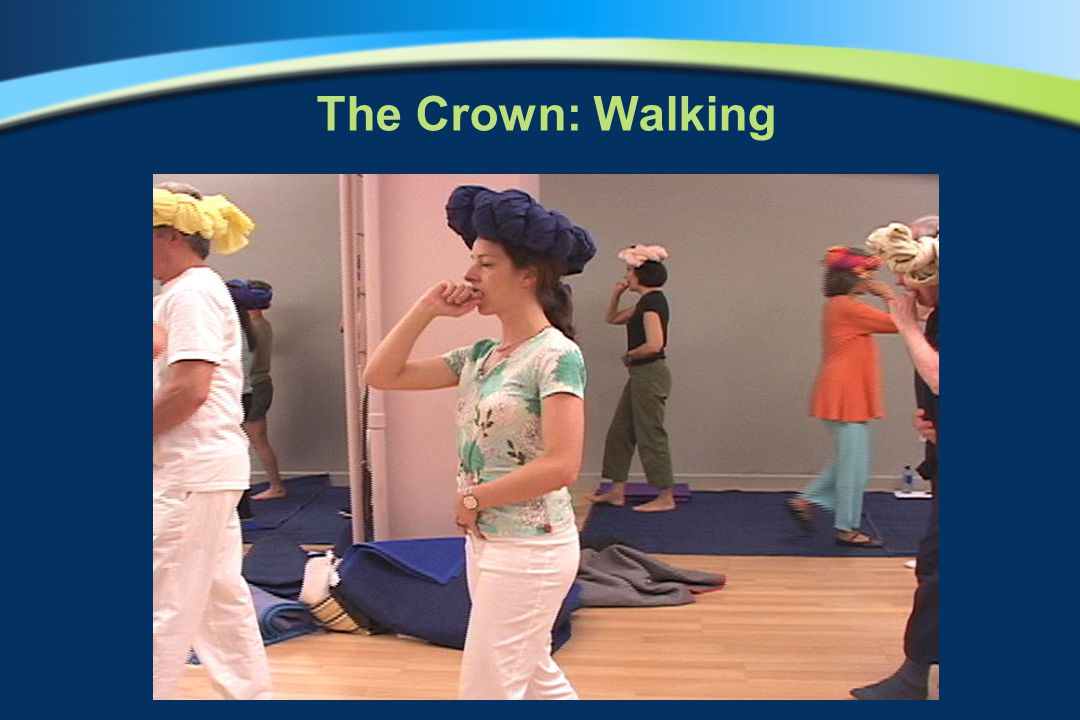 The Crown: Walking