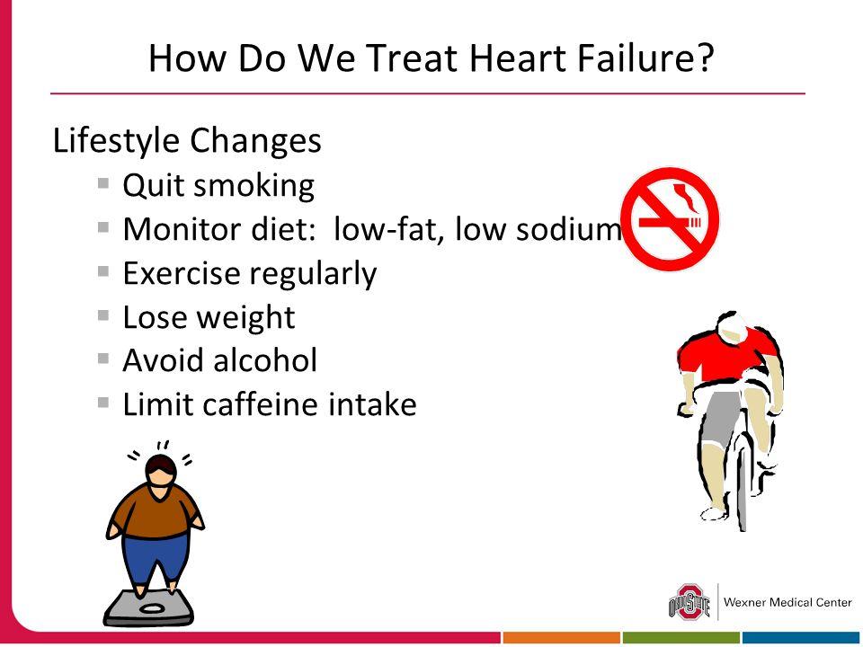 How Do We Treat Heart Failure.