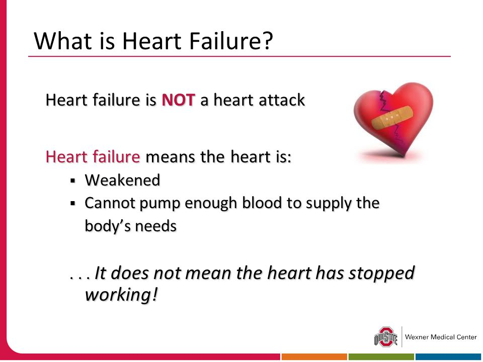 What is Heart Failure.