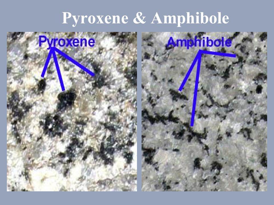 Pyroxene & Amphibole