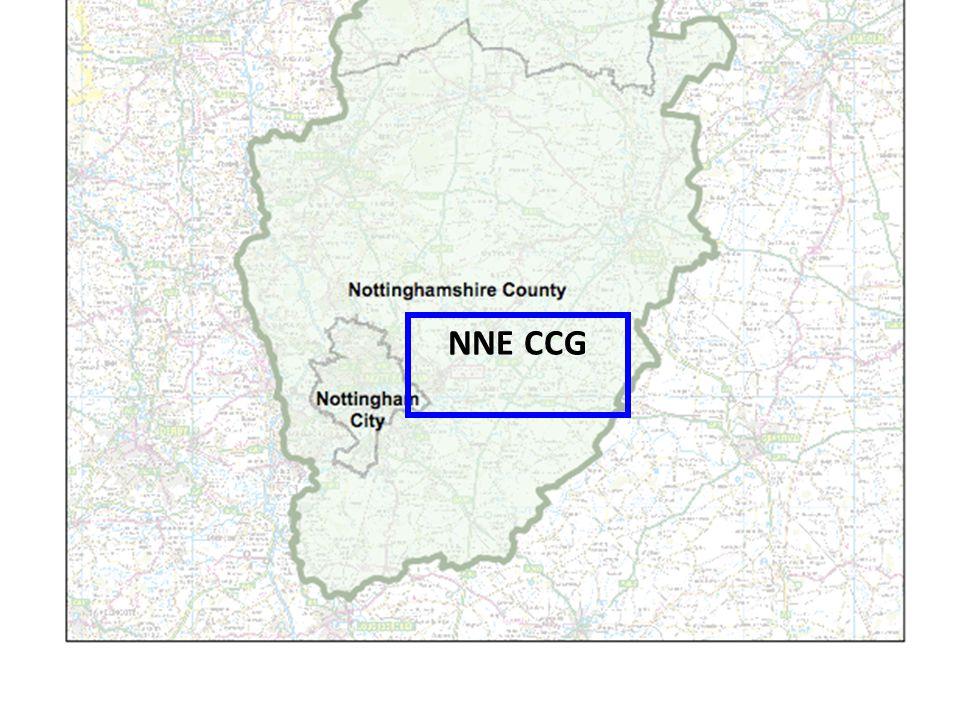 NNE CCG