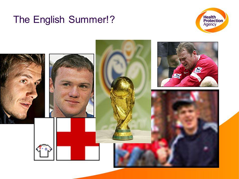 The English Summer!