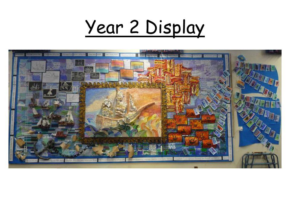 Year 2 Display