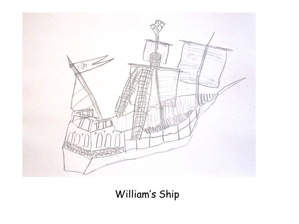 William's Ship