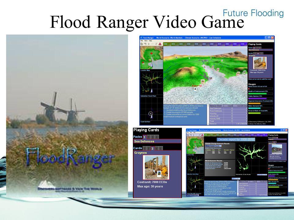 Flood Ranger Video Game