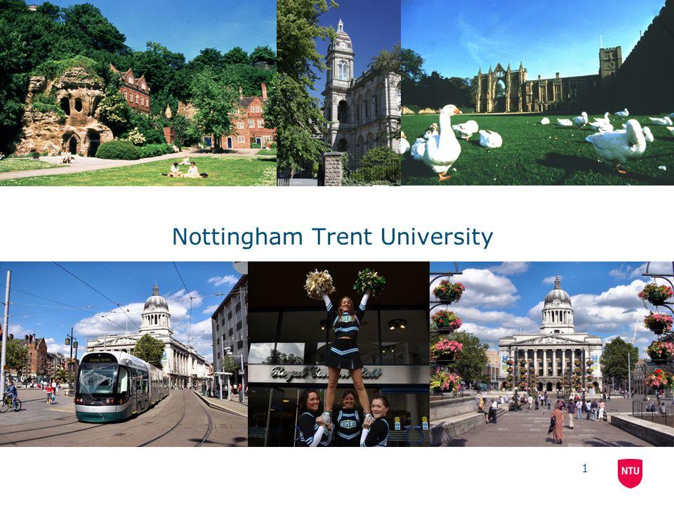 1 Nottingham Trent University
