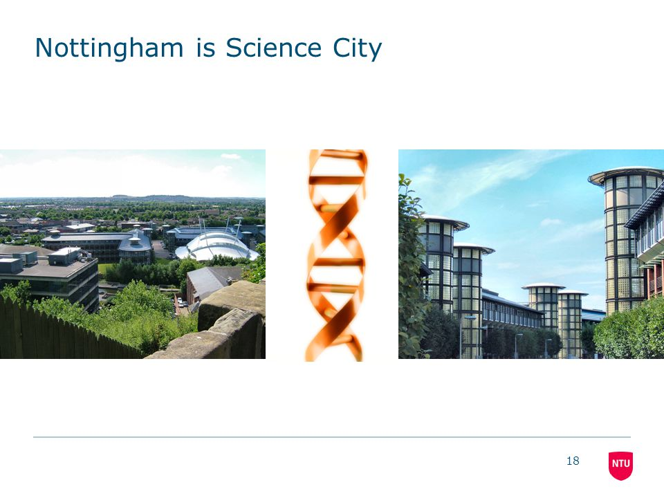 18 Nottingham is Science City