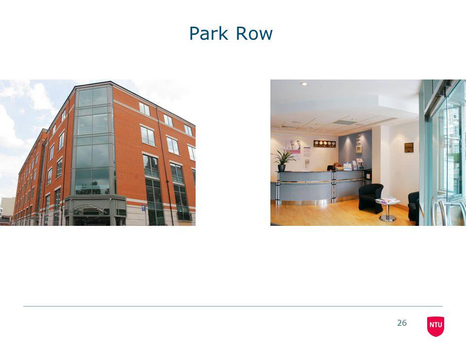26 Park Row