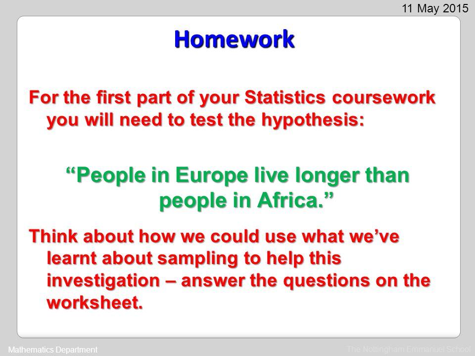 course work essay