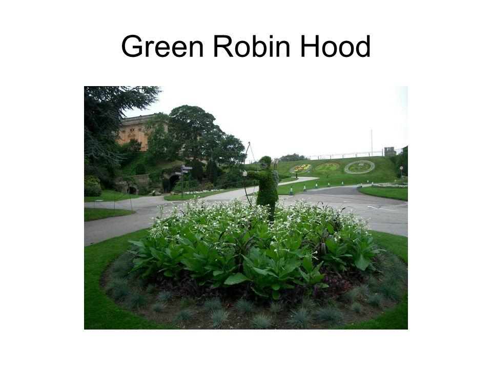 Green Robin Hood