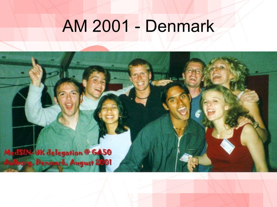 AM 2001 - Denmark