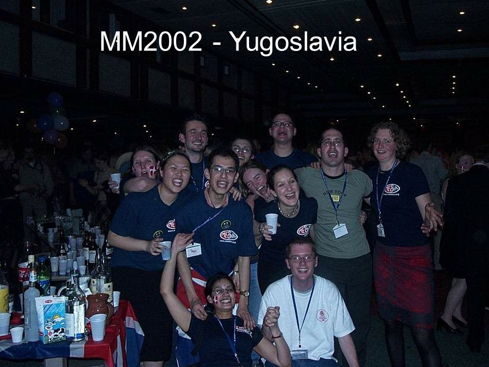 MM2002 - Yugoslavia
