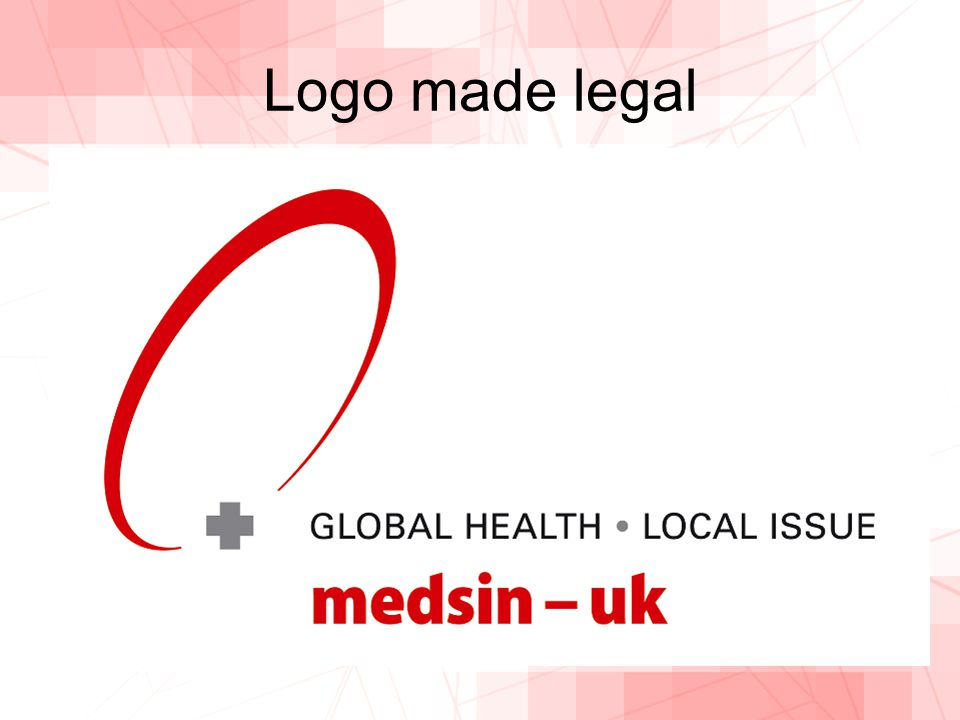 Logo made legal