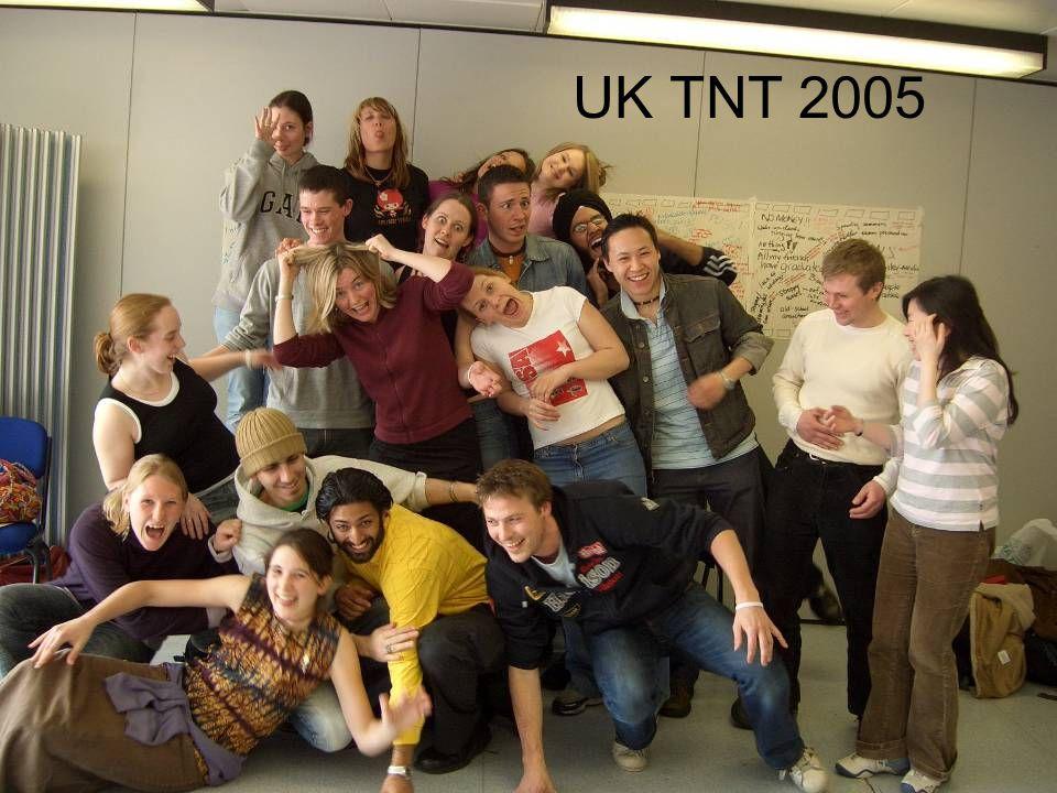 UK TNT 2005