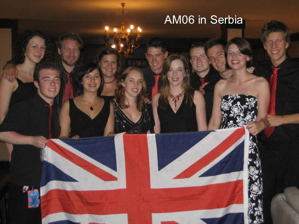 AM06 in SerbiaAM07 - Serbia AM06 in Serbia