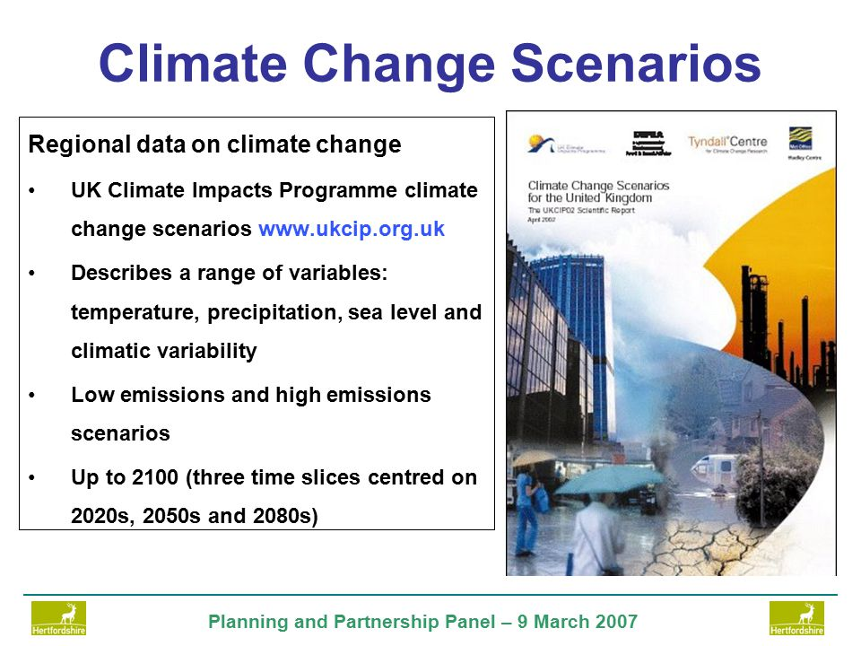 Planning and Partnership Panel – 9 March 2007 UK GHG Inventory 1x1km National Datasets –Traffic –Population –EUETS (Pollution Inventory) –Employment –Agriculture –Gas Supply –Electricity Supply Point Sources –(Refineries) –(Power Stations) –(Coke Production) –Industrial/Institutional Combustion –Cement Plant –Other Processes
