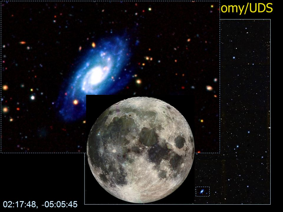 http://www.nottingham.ac.uk/astronomy/UDS 02:17:48, -05:05:45