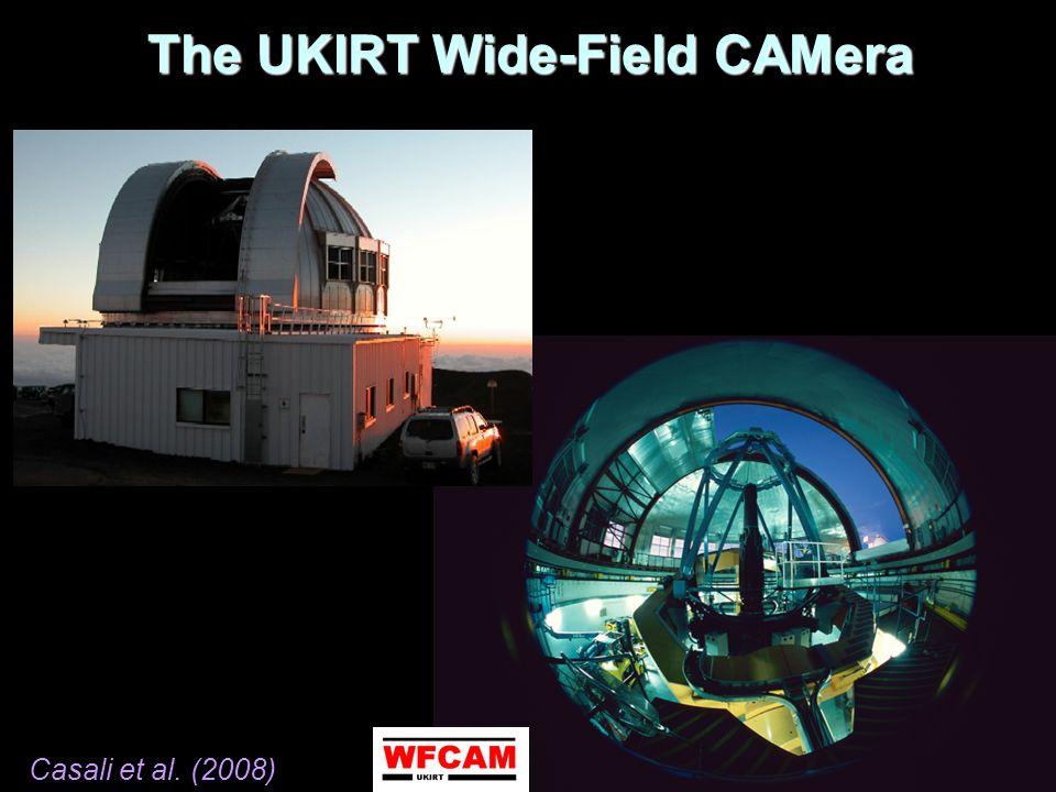 The UKIRT Wide-Field CAMera Casali et al. (2008)