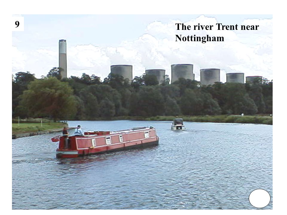 The river Trent near Nottingham 9