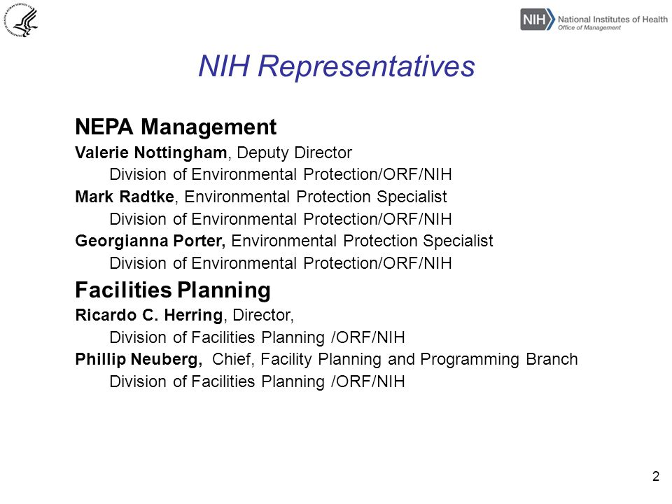 How Do I Get Information on the NIH Master Plan and Provide Comments on the DEIS.
