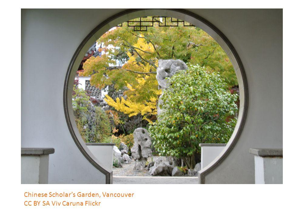 Chinese Scholar's Garden, Vancouver CC BY SA Viv Caruna Flickr