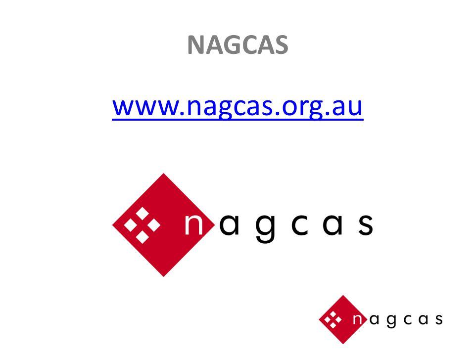 NAGCAS www.nagcas.org.au