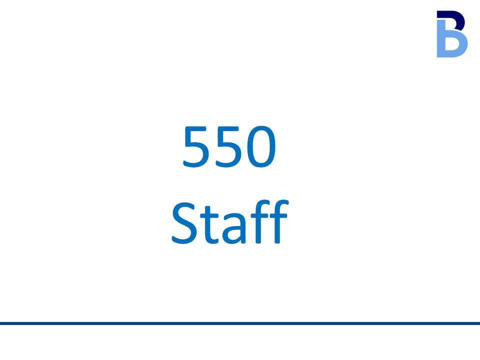 550 Staff