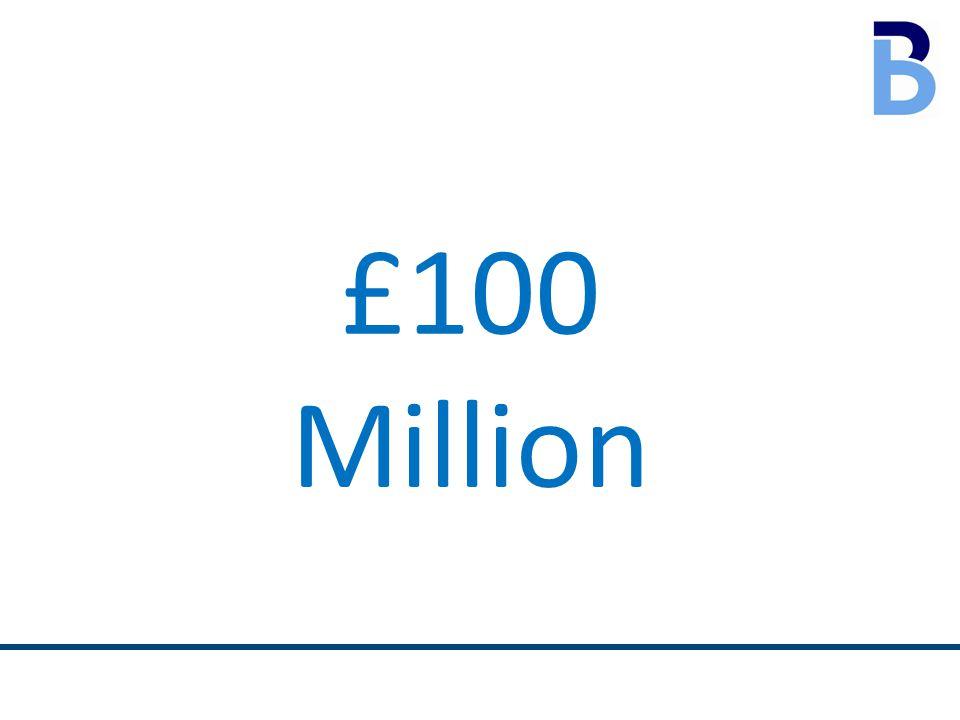 £100 Million