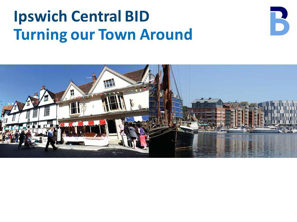 Ipswich Central BID Turning our Town Around