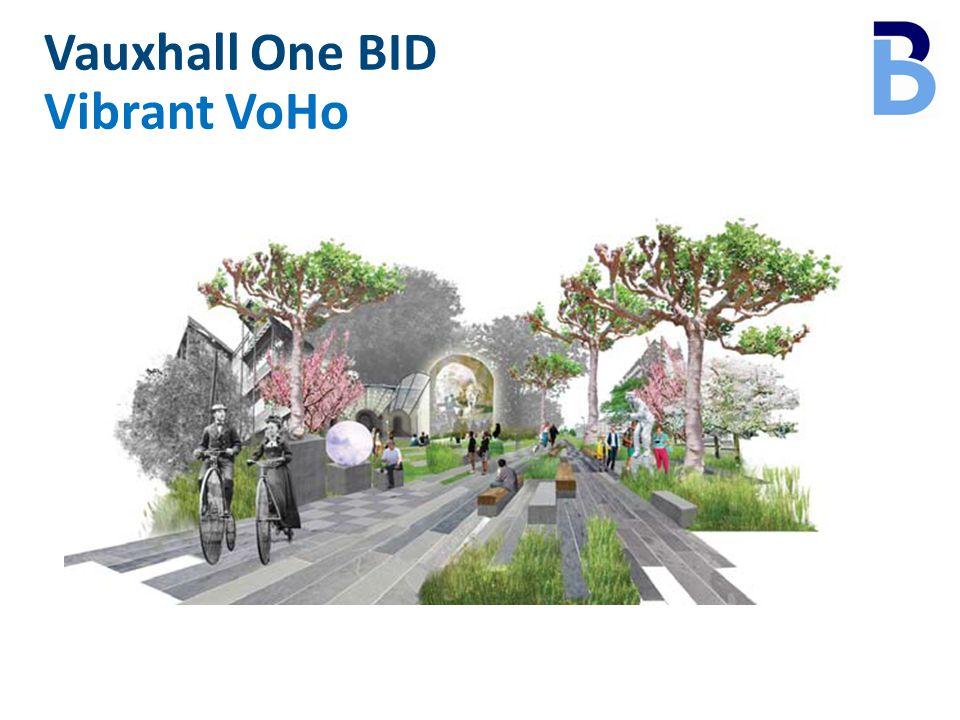 Vauxhall One BID Vibrant VoHo