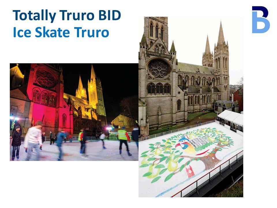 Totally Truro BID Ice Skate Truro