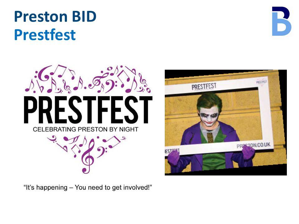 Preston BID Prestfest