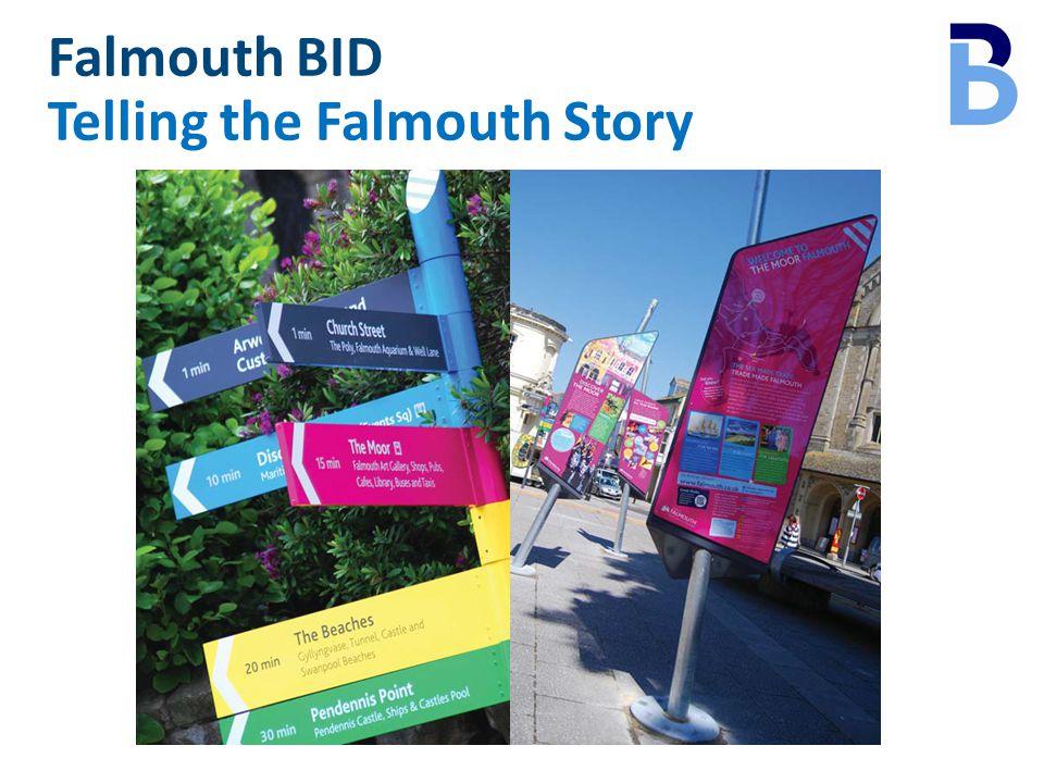 Falmouth BID Telling the Falmouth Story