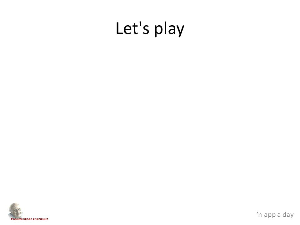 Let s play