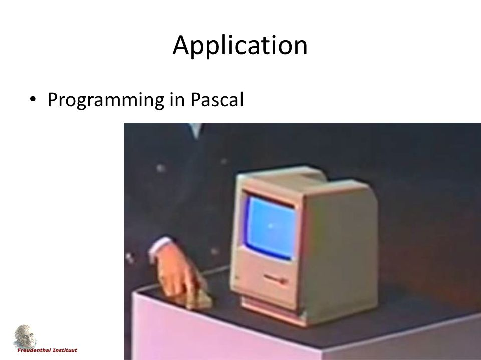 'n app a day Application Programming in Pascal