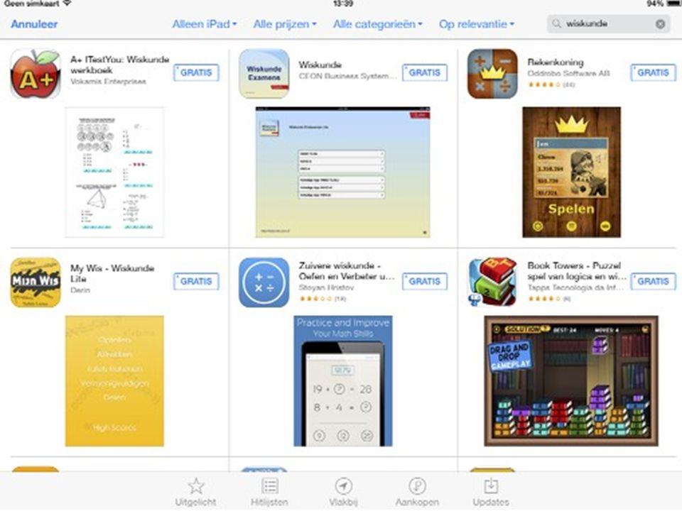 'n app a day