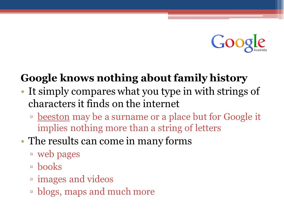Google account Free Easy to use Many benefits – will just focus on two: ▫Gmail ▫Google Books My Library