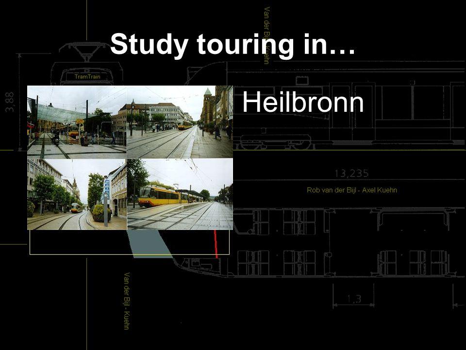 Study touring in… Heilbronn