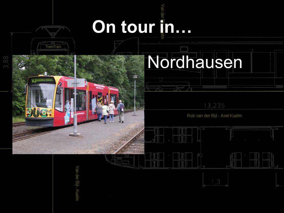 On tour in… Nordhausen