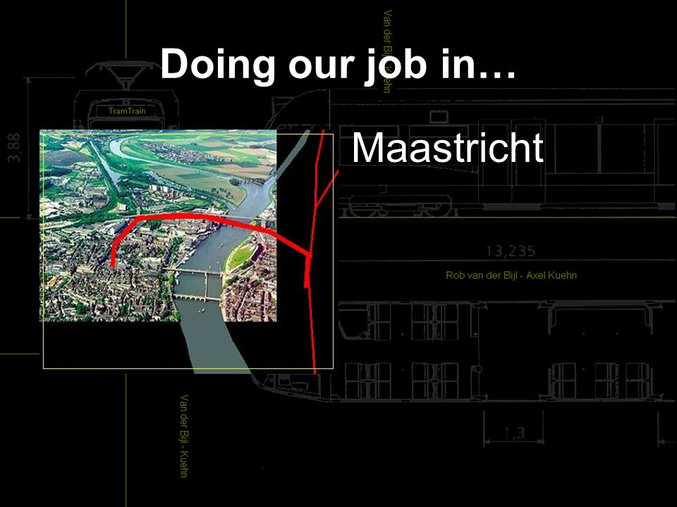 Doing our job in… Maastricht