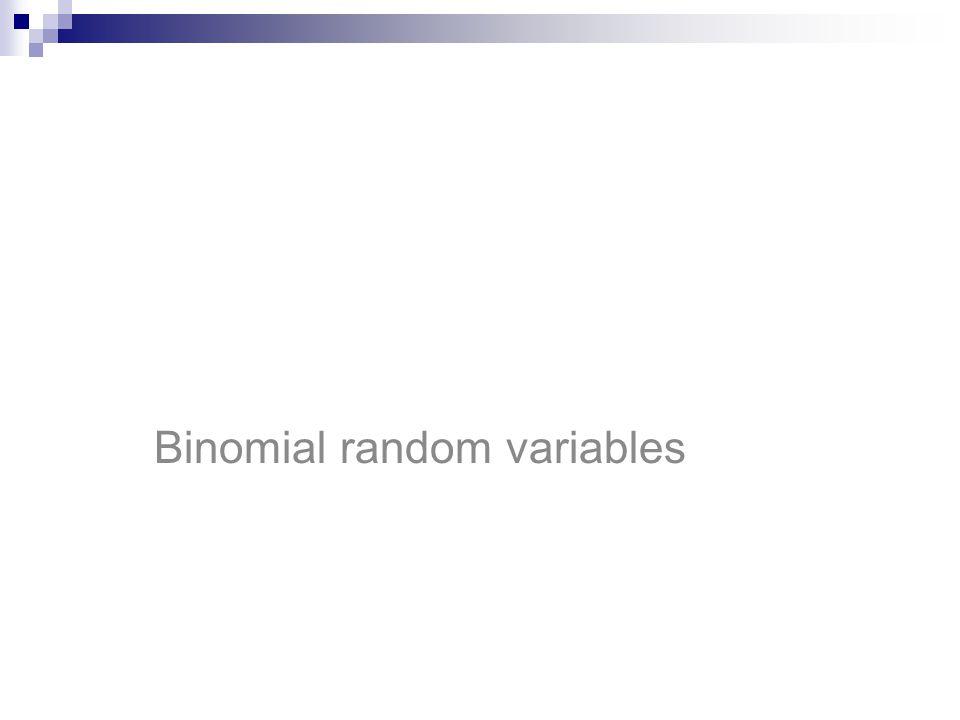 A few words on probability distribution A probability distribution is an approximation to real life phenomenon.