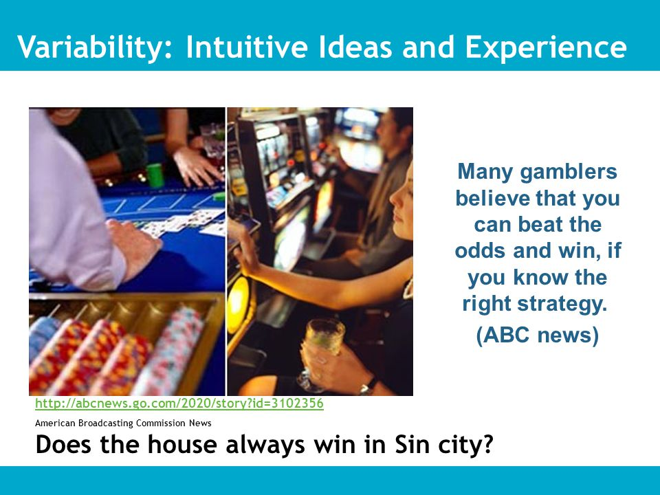 By JOHN STOSSEL and FRANK MASTROPOLO May 1, 2007 Gamblers are a superstitious breed.