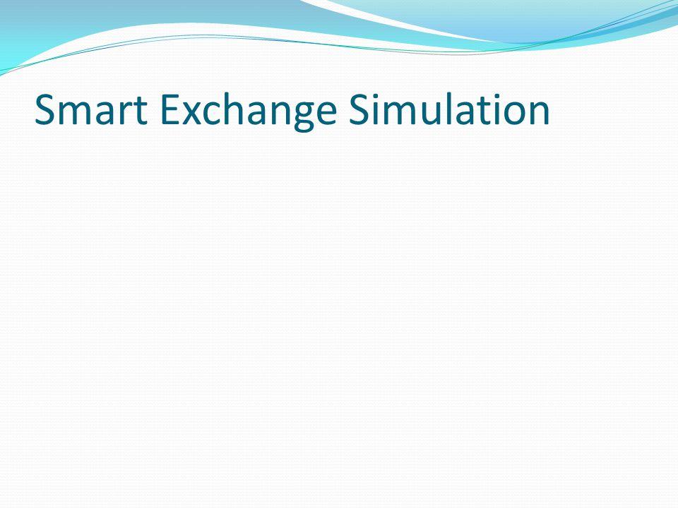 Smart Exchange Simulation
