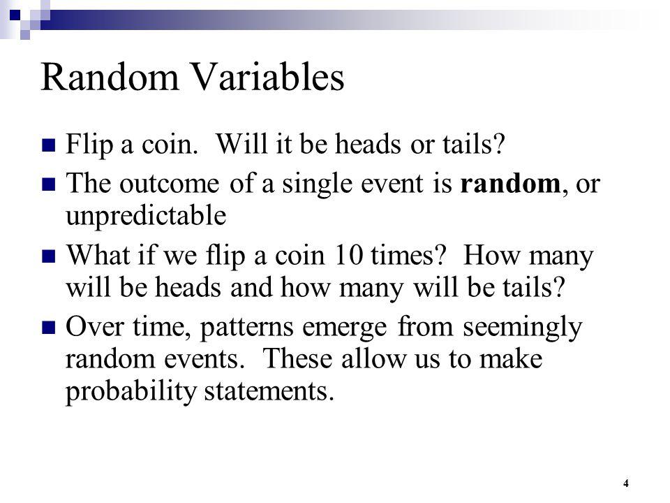 55 Bayes' Rule