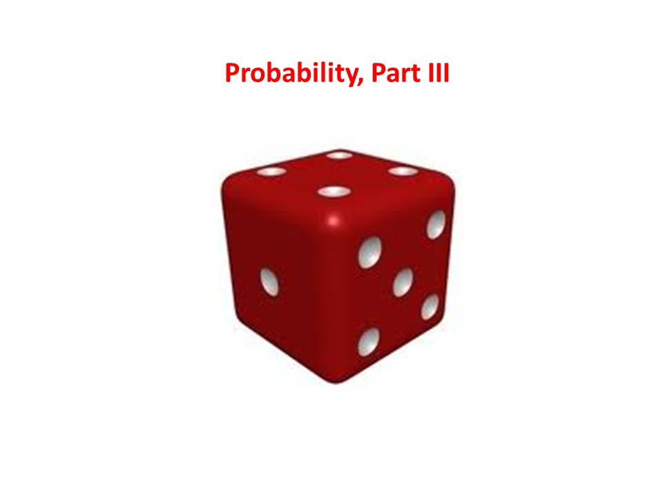 Example: What is the probability of getting a tails on two consecutive coin tosses.