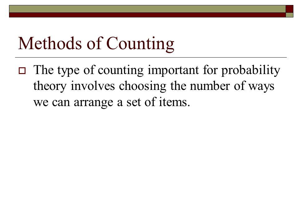  Property 1 0 ≤ Pr (A) ≤ 1  Property 2 Pr (empty event) = 0 Pr (space) = 1