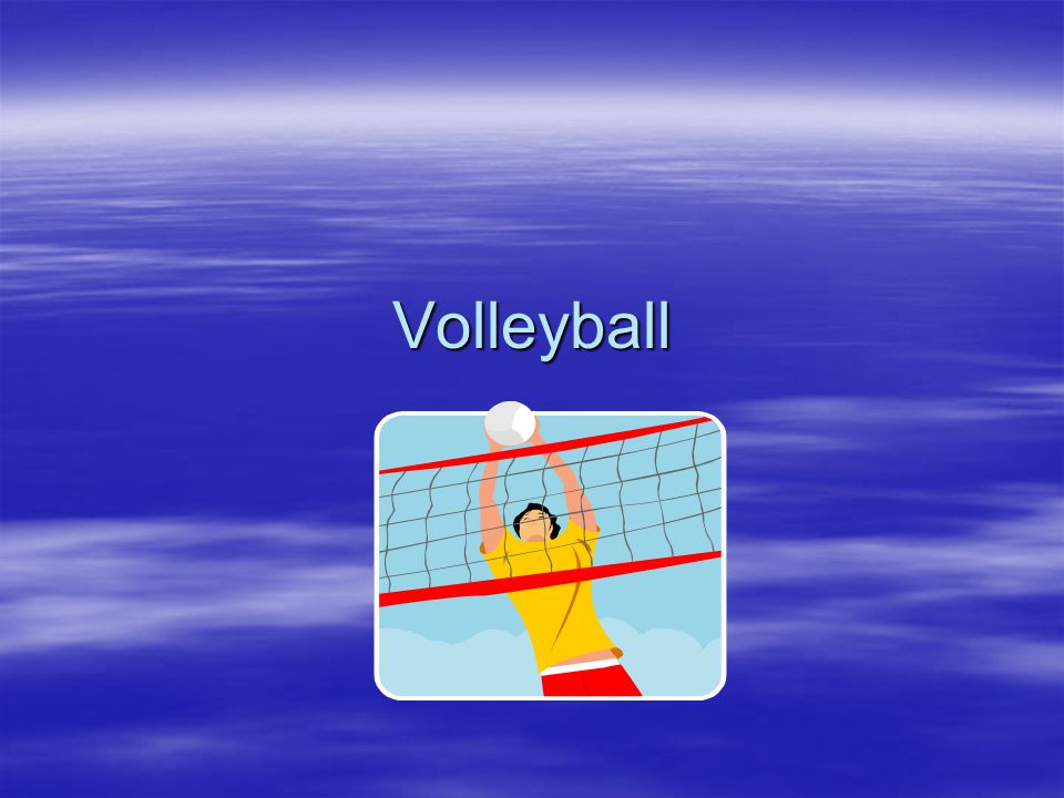 The History of Volleyball William Morgan invented the game of Volleyball in 1895 at the YMCA in Holyoke, Mass.