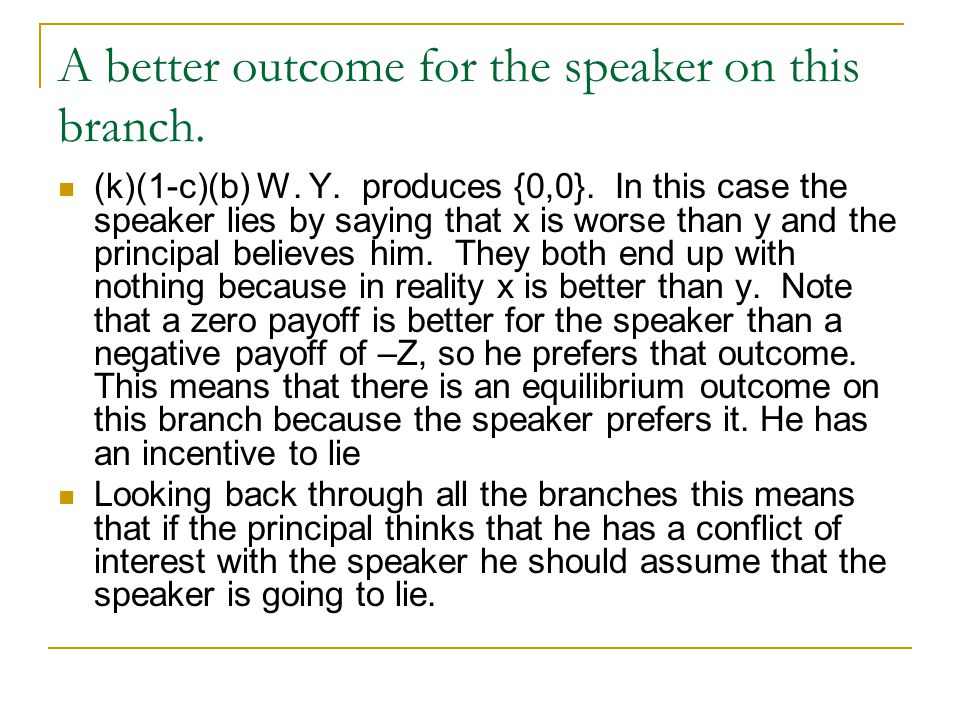 A better outcome for the speaker on this branch. (k)(1-c)(b) W.