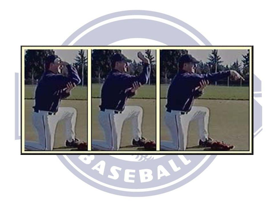 Correcting Mistakes ctd Missing Targets Teach four seam grip.